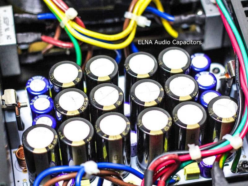 review hdplex 200w lpsu lineaire voeding elna capacitors audio grade