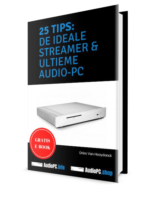 Gratis e-book ultieme audio-PC & streamer