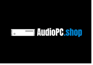 Audio PC shop logo